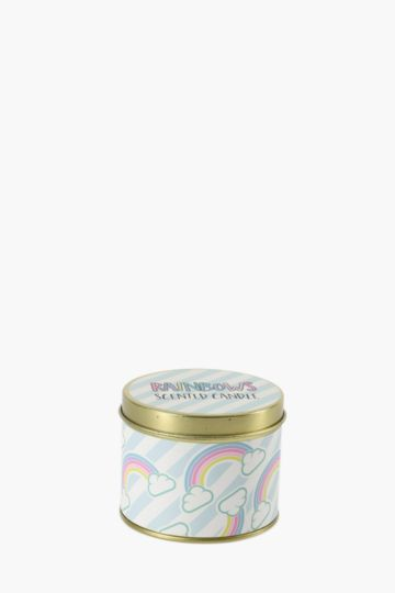 Rainbows Scented Candle