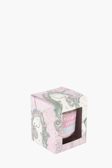 Boxed Unicorn Candle