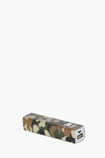 Camo Power Bank