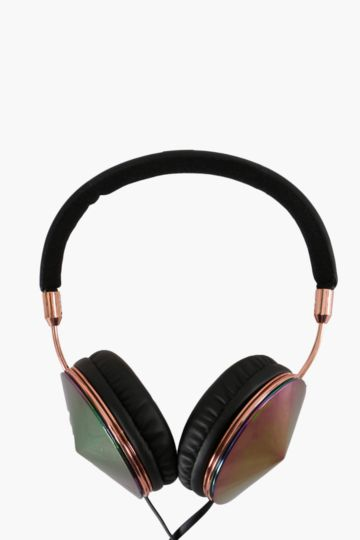 Iridescent Headphones