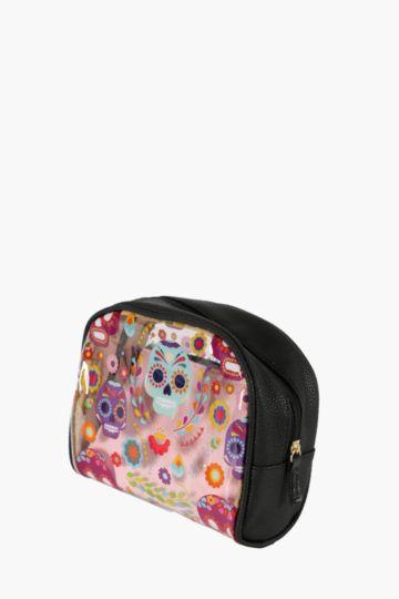 Pack Of 3 Calavera Travel Bags