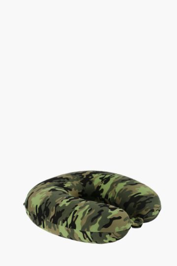Camo Travel Pillow