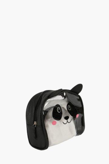 Pack Of 3 Panda Travel Bag Set