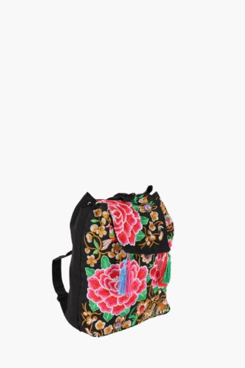 Vibrant Florals Backpack