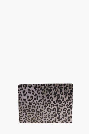 Neoprene Leopard Giant Mouse Pad