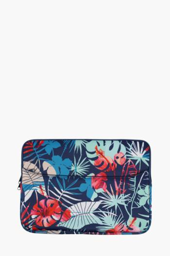 Tropical Jungle Laptop Case 15 Inch
