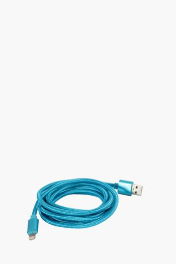 2m 2 In 1 Usb Charger And Transfer Cable