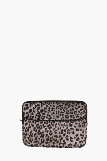 Leopard Print Laptop Case 13 Inch