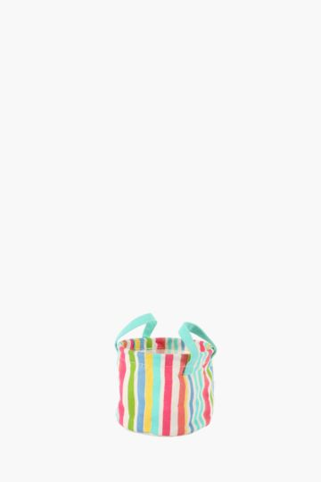 Linen Stripe Utility Medium