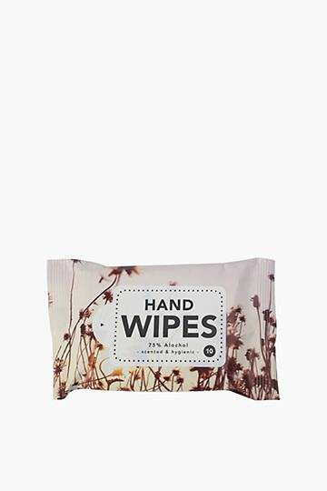 Sanitising Hand And Surface Wipes Botanical, 10 Pack