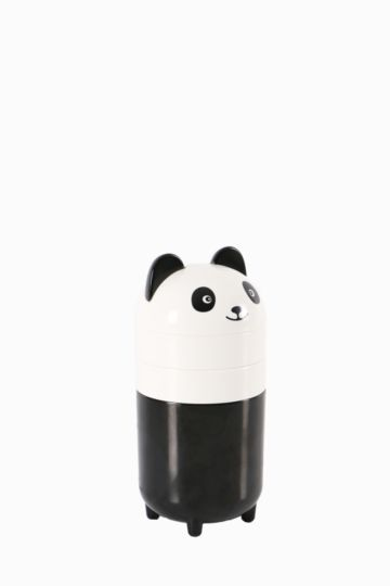 Plastic Panda Cup Set