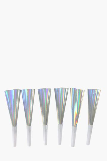 Pack Of 6 Party Noisemakers