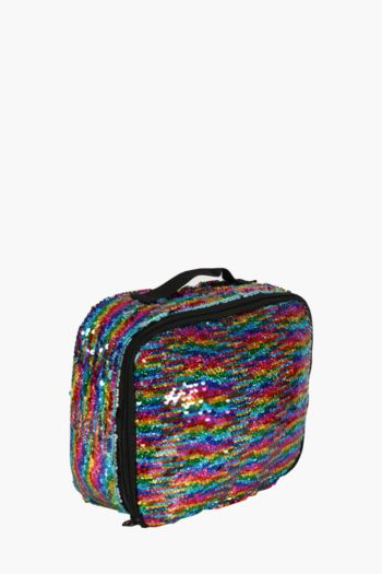 Sequin Lunch Bag