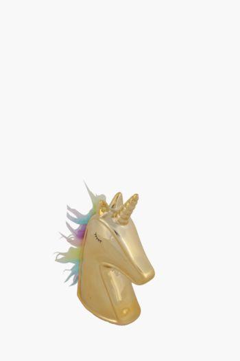 Unicorn Statue With Fur
