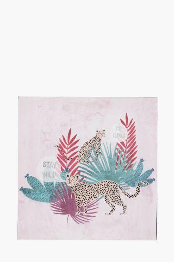 Cats Wall Art, 40x40cm
