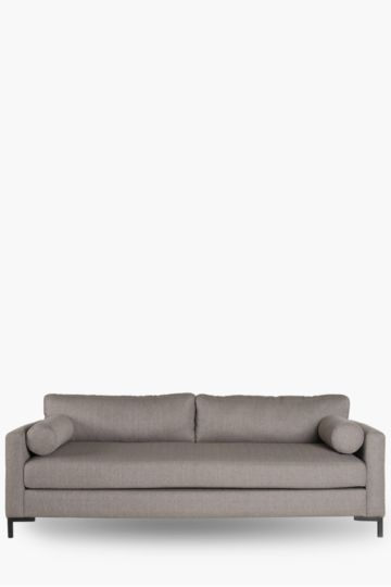 Roll Arm 3 Seater Sofa