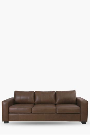 Columbia Pu 3 Seater Sofa