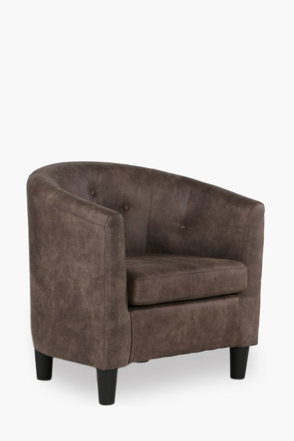 Etonnant Lincoln Button Tub Chair