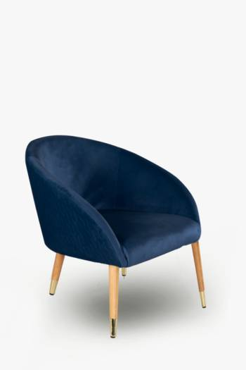 Noble Velvet Chair