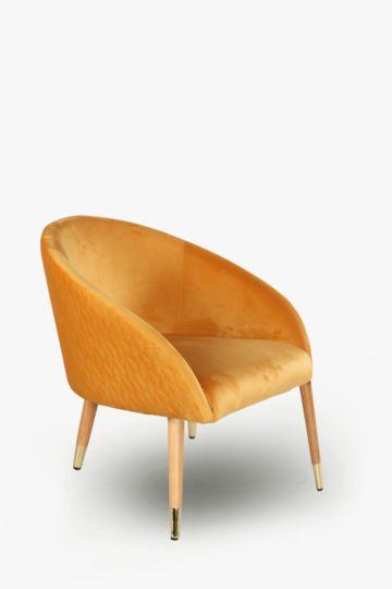 Noble Velvet Chair