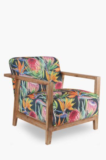 Maddox Printed Chair