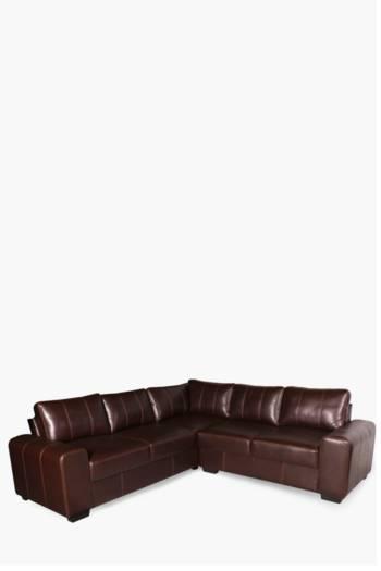 Brooklyn PU Corner Unit Sofa