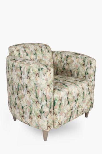 Ellen Floral Tub Chair