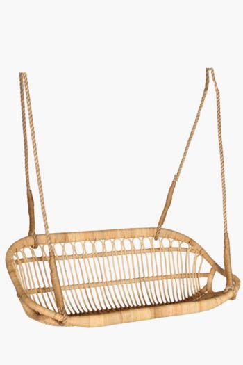 Rattan Swing Bench