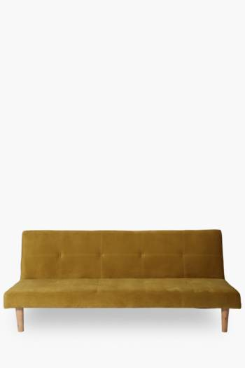 Velvet Sleeper Couch