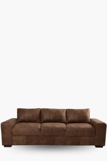 Brooklyn Pu 3 Seater Sofa