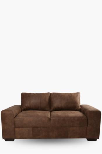 Brooklyn Pu 2 Seater Sofa