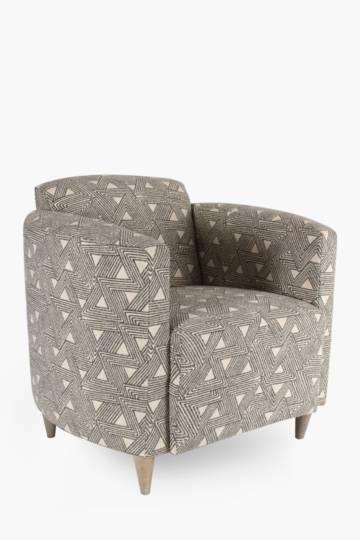 Geometric Ellen Tub Chair