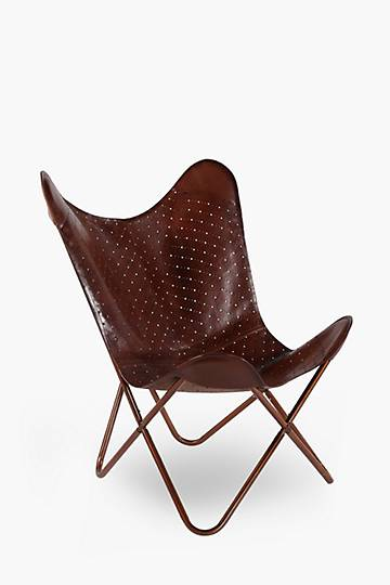 Decorah Leather Chair