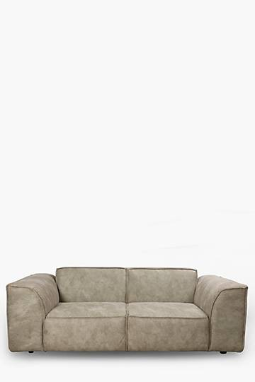 Lucca Pu 3 Seater Sofa