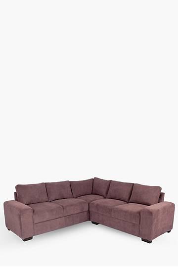 Brooklyn Corduroy Corner Unit Sofa