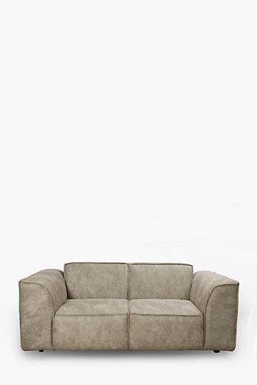 Lucca Pu 2 Seater Sofa
