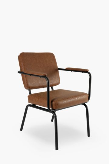 Sterling Pu Chair