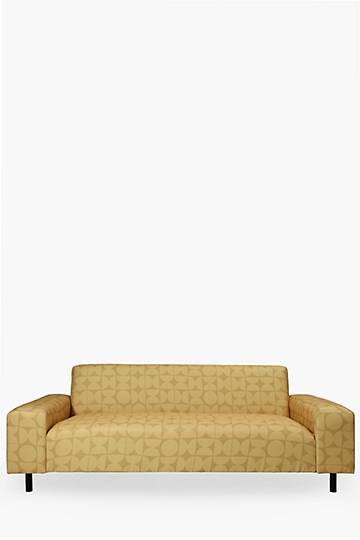Sutton Geometric 3 Seater Sofa