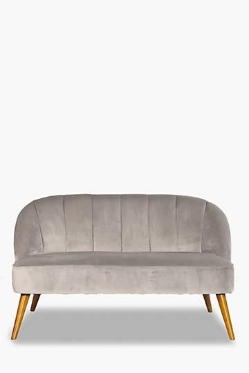 Regal 1.5 Seater Velvet Chair