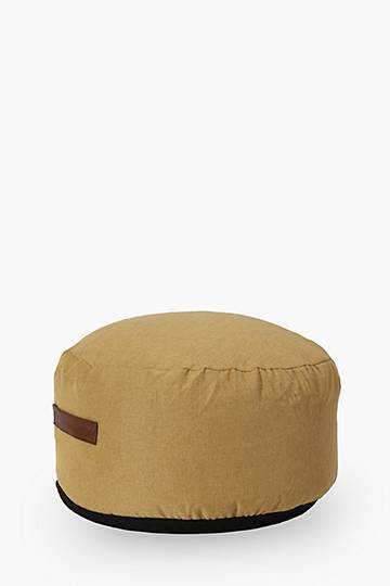 Lucca Round Pouffe