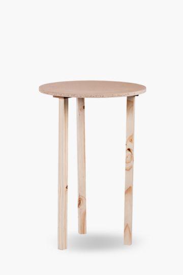 Basic Drape Side Table