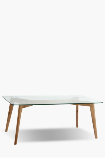 Oak Wishbone Coffee Table