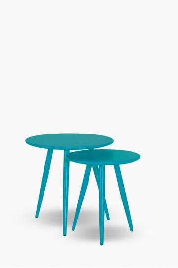 Scandi Nested Side Tables