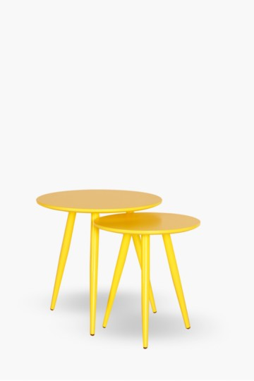 Scandi Nested Side Tables