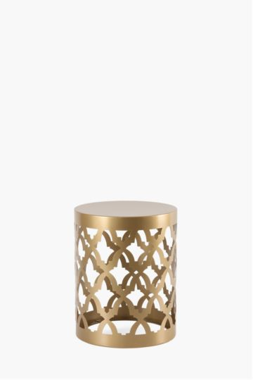 Belvedere Cut Out Side Table