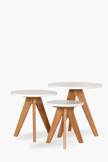 Oslo Nested Side Tables