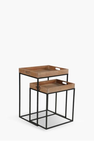 Side Table For Living Room. Industrial Butlers Side Tables Coffee  Living Room Furniture MRP Home