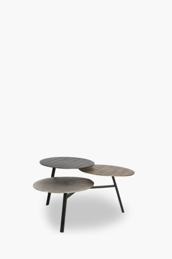 Jaspur Metal Trio Side Table