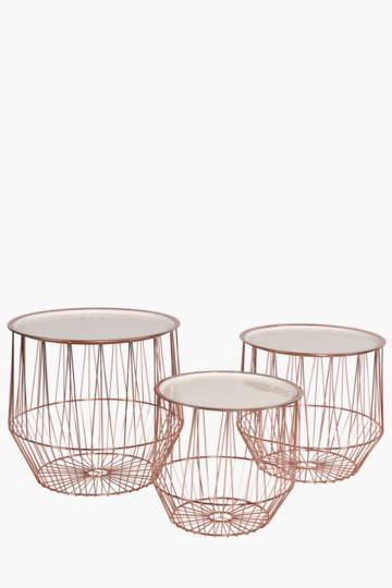 Urban Nested Side Tables