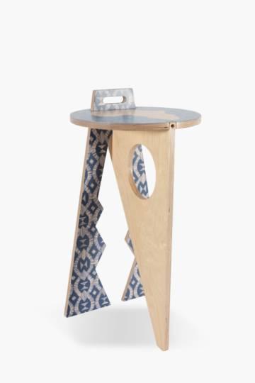 Colab Leg Studios Simunye Side Table